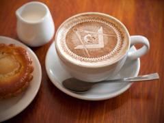 Esquadro e Compasso - Café